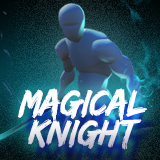 Magical-Knight Set