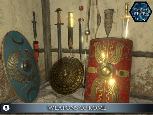 Weapons of Rome