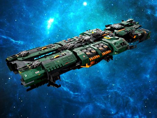 Federation Dreadnought GB6