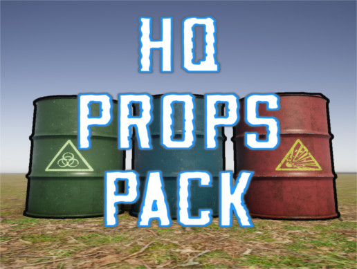 HQ Props Pack