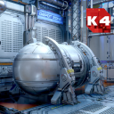 Snaps Art | Sci-Fi / Industrial by Manufactura K4