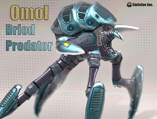 Omol droid-predator