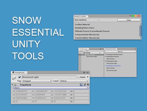 Snow Essential Editor Tools