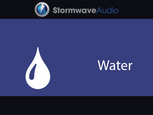 Water Movement SFX Pack 1