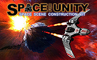SPACE for Unity - Space Scene Construction Kit