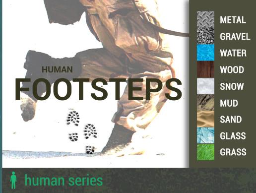 Footsteps library v1