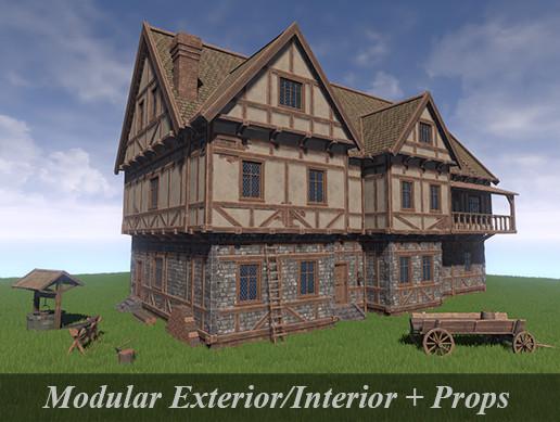 HQ Medieval Tavern