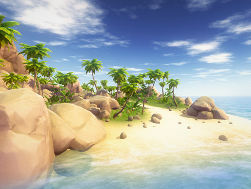 Tropical Environment Pack