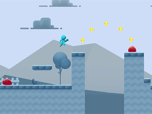 Micro-Games: Platformer