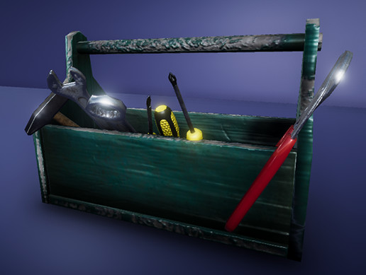 Toolboxes & Tools