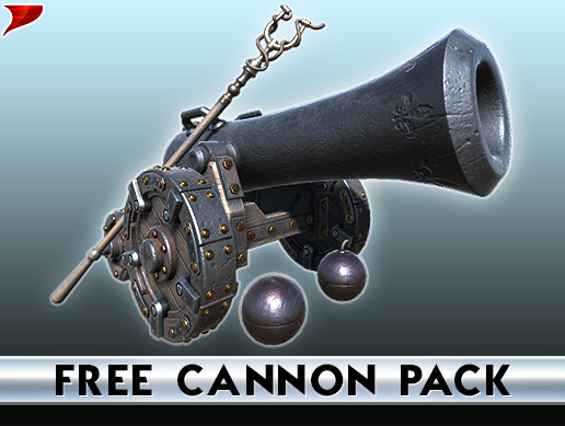 Free Cannon Pack