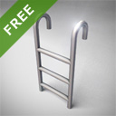 Free Steel Ladder Pack