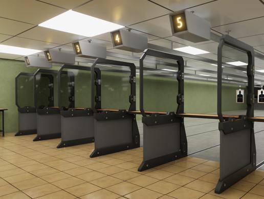 HQ Shooting Range