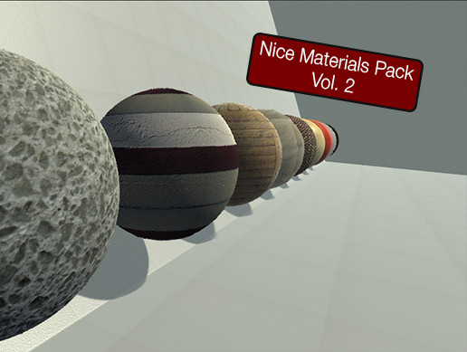 Nice Materials Pack Vol. 2