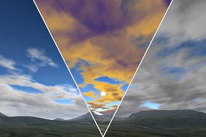 Dynamic Clouds