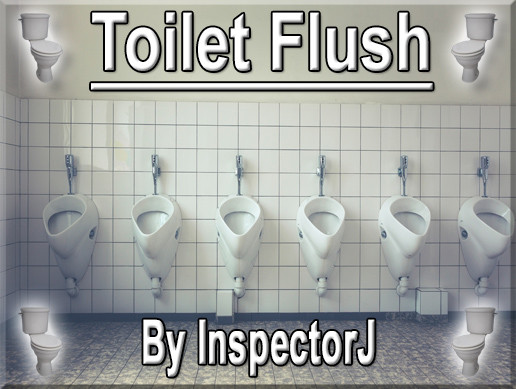 Toilet Flush (Free Sample Pack)