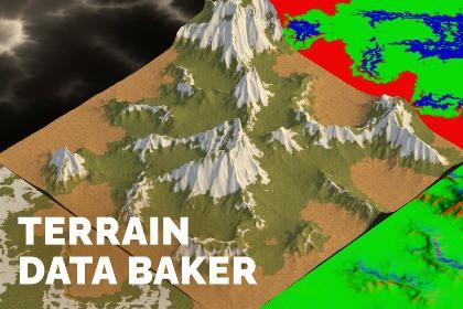 Terrain Data Baker