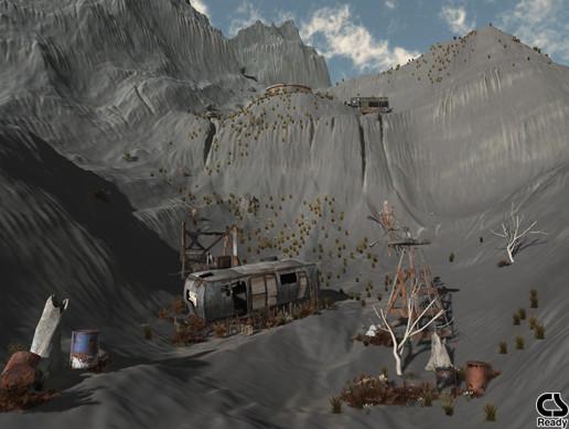 Stone Ridge Terrain