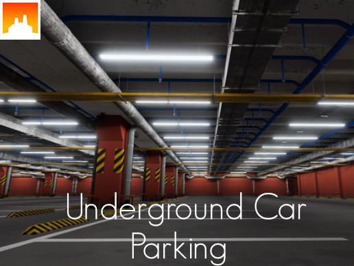 Underground Car Parking