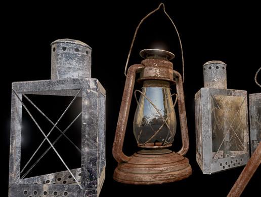 Lantern Pack Vol.1