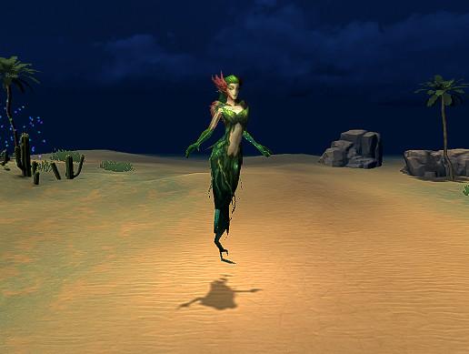 Tree Elf Fighter