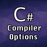 C# Compiler Options