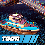 Toon Harbor Pack