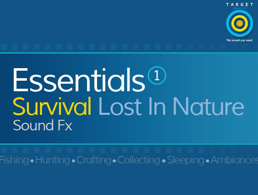 Essential Survival : Lost In Nature