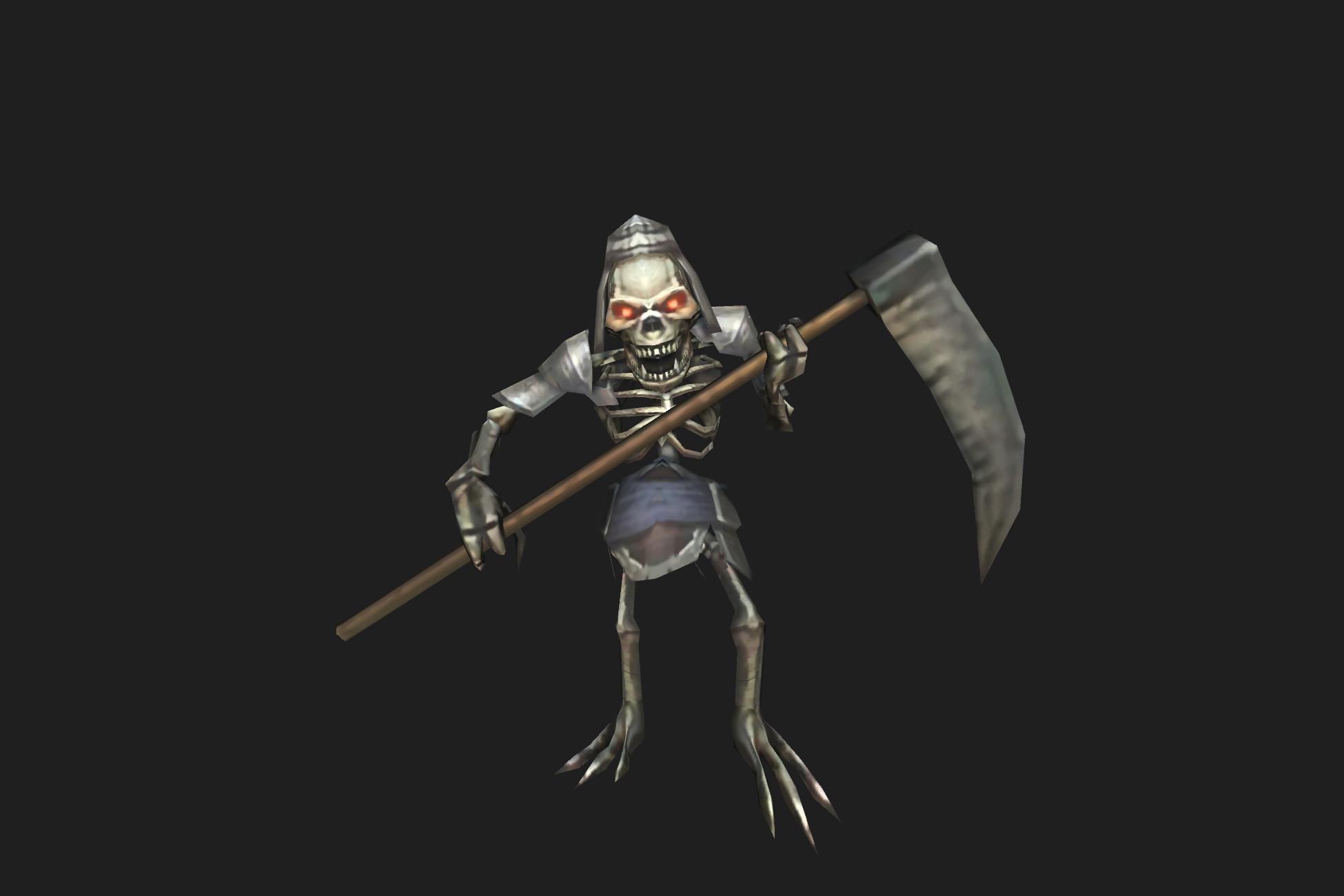 Skeleton Soldier #2