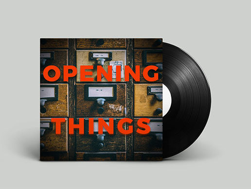 Opening Things