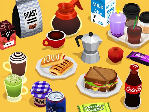 Cafe Megapack