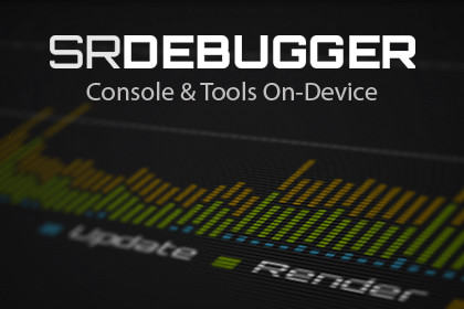 SRDebugger - Console & Tools On-Device