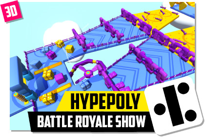 HYPEPOLY - Battle Royale Show