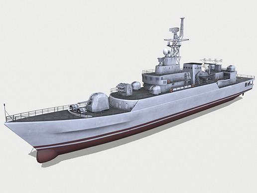 Type 053H3 Jiangwei-II