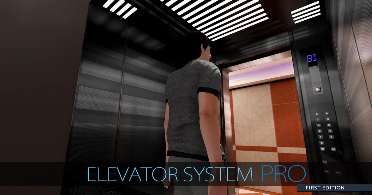 Elevator System Pro