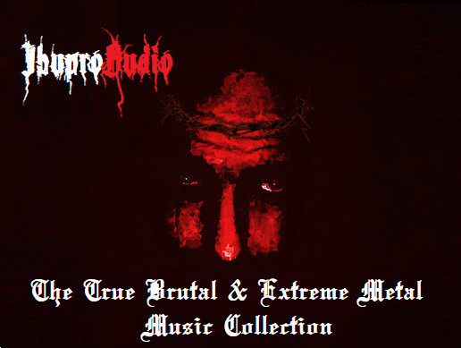 The True Brutal & Extreme Metal Music Collection