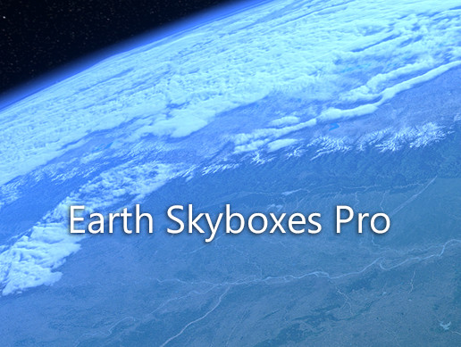 Planet Earth skyboxes pro