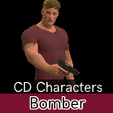 CD Characters:Bomber jacket