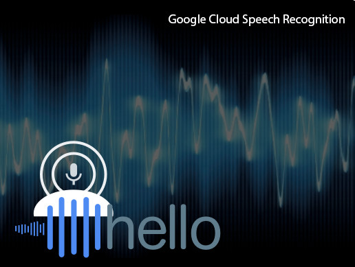 Google Cloud Speech Recognition [VR\AR\Desktop\Desktop]