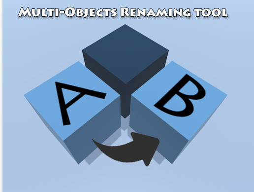 Multi-Objects Renaming tool