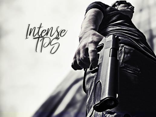 پروژه کامل یونیتی Intense TPS