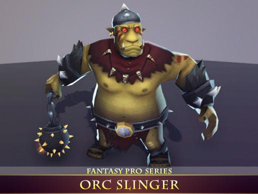 Orc Slinger