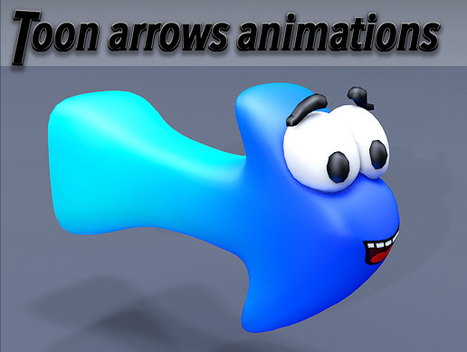 TOON arrows animations