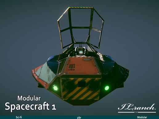 SpaceCraft 1 (Modular)