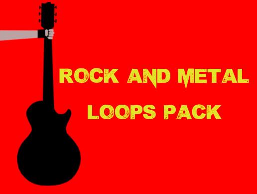 Rock and Metal loops pack