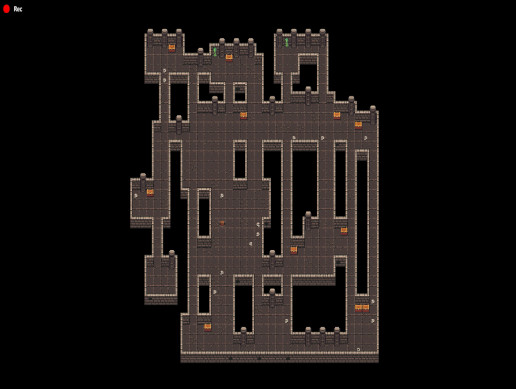 Procedural Dungeon Generator