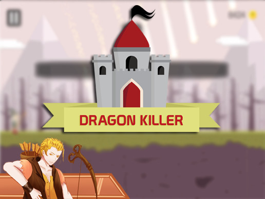 Dragon Killer - Archery Game Starter Kit