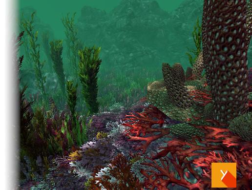 Yughues Underwater Plants V 2 Asset Store
