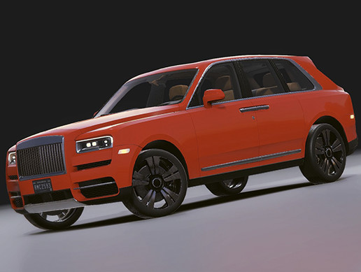Realistic Mobile Car #07