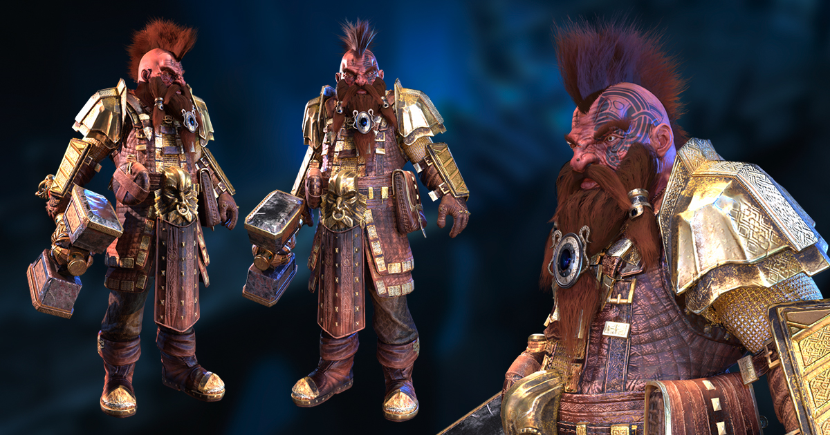 Dwarf Bedvar